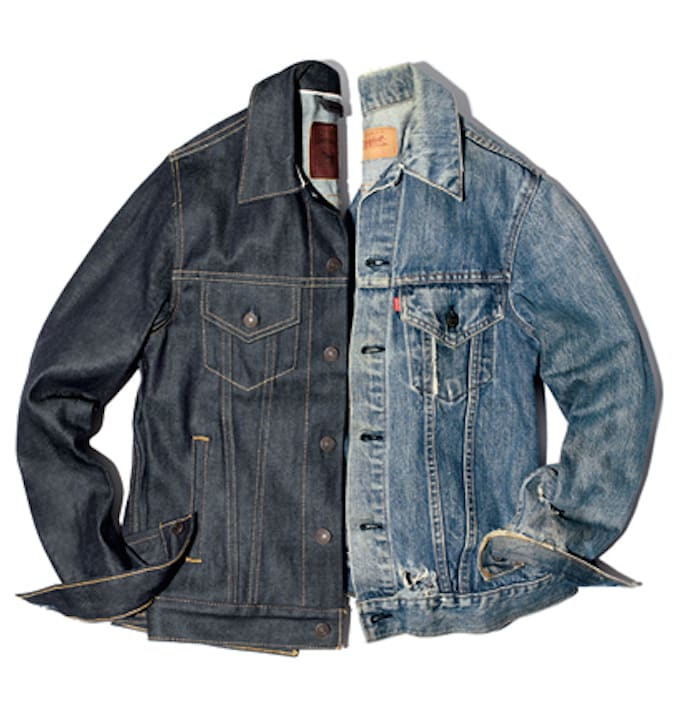 History of Jeans Jacket