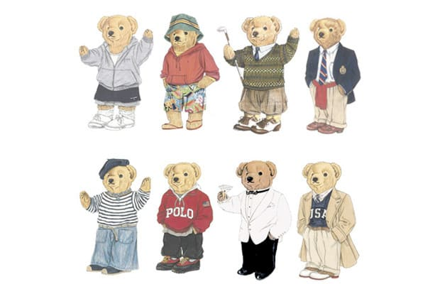 815e9a326d71a Ralph Lauren is bringing back the Polo Bear Sweater. The re-release will be  the first of its