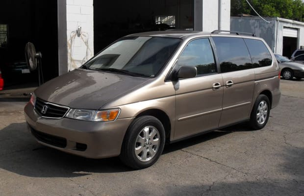 In One Of The Gest Recalls Year National Highway Traffic Safety Administration Has Announced That 807 161 2003 And 2004 Honda Odyssey