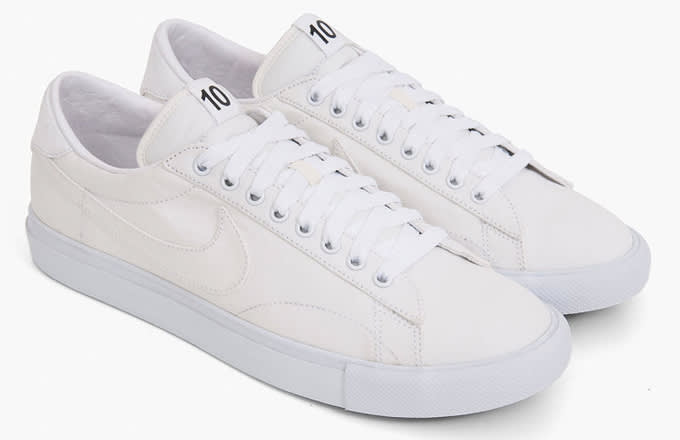 new products 83a5a 4f638 Dover Street Market London x Nike Tennis Classic collaboration   Image via Dover  Street Market