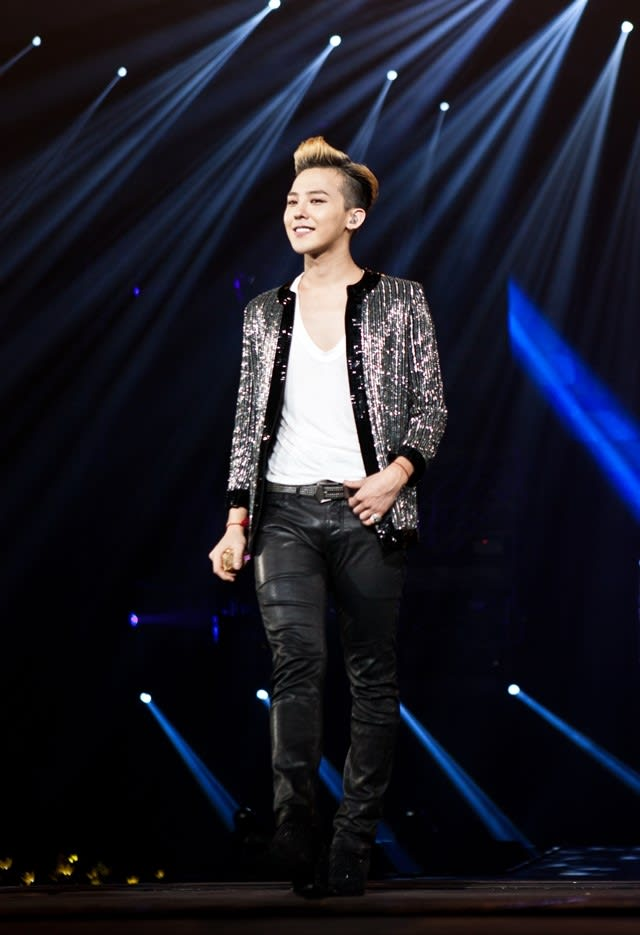 G Dragon 2013 Fashion Saint Laurent - G-Drag...