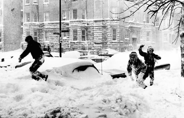 The Blizzard of 1967