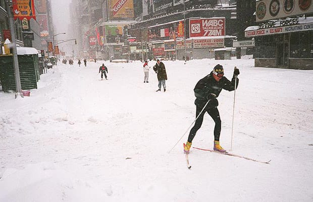 35. The Blizzard of January 1996 - The 50 Most Famous Snow ...