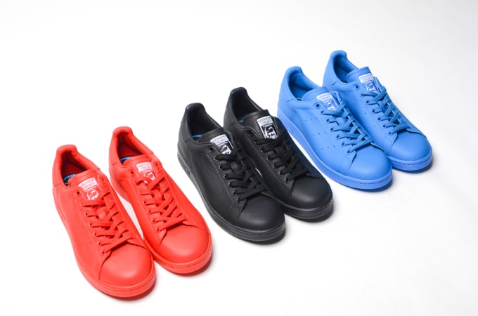 "Pharrell x adidas Stan Smith ""Solids Pack"". Released  September 3df8f85e8"