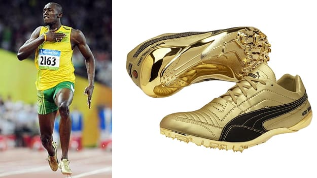 014f6cee6cb Today in Performance Sneaker History  Usain Bolt Sets 100M Record at ...
