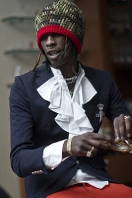 Young Thug Portfolio Review Cam Kirk Captures Images Of