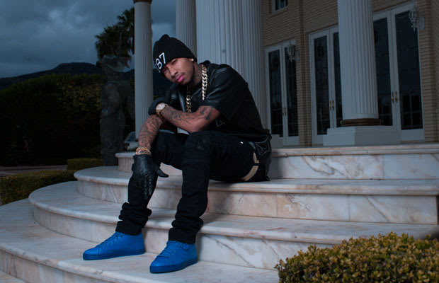 aa22a8c36a83 Interview  Tyga Talks About His Reebok T-Raww Sneakers