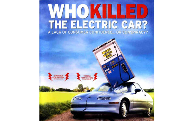 history of the electric vehicle essay
