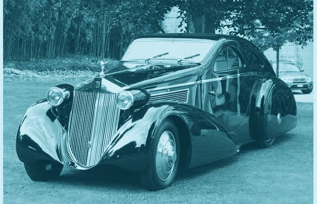 10 1936 Auburn Boattail Speedster The 25 Sexiest Cars Of All Time
