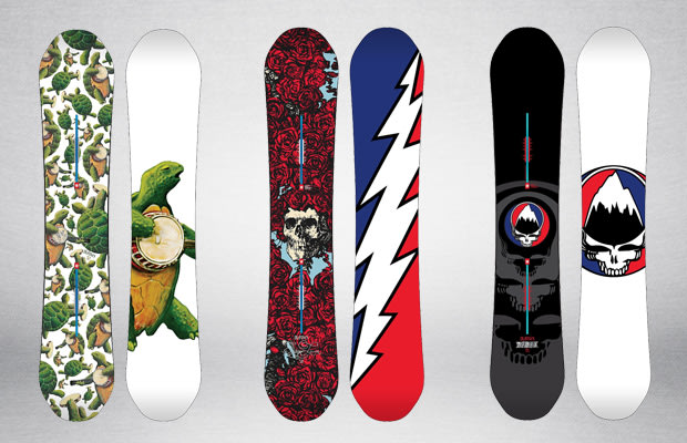 14 burton easy livin the 25 best snowboard graphics right now complex. Black Bedroom Furniture Sets. Home Design Ideas