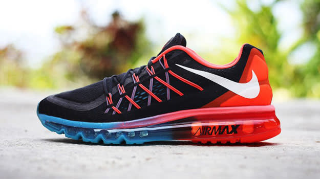 detailed look 2ae61 c85c4 Here s Your First Look at the Nike Air Max 2015   Complex