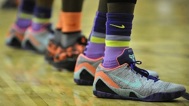 lower price with f2d76 d5f2e Check Out the Nike PEs From This Past Weekend s Peach Jam Finals