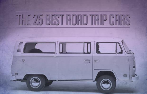 Best Road Trip Car: The 25 Best Road Trip Cars