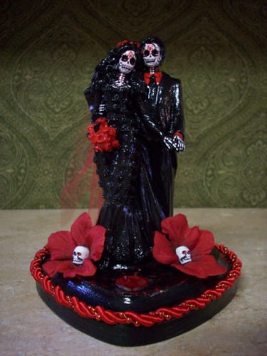 Emo 25 Inappropriate Wedding Cake Decorations Complex