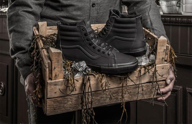 vans black crab shoes for sale