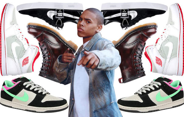 d42f5c59aa7 ... ireland dancing shoes chris browns greatest footwear moments 77d96 9d58c