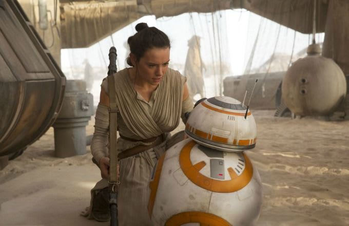 Star Wars Fake Nude