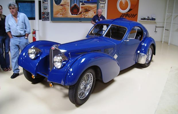 Incredible Cars From Jay Leno S Car Collection Complex