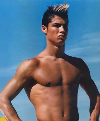 Cristiano Ronaldo The 25 Ugliest Haircuts In Soccer History Complex