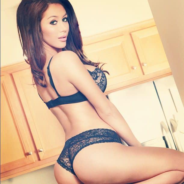 Busty tiny asian, sexy upskirt pussy