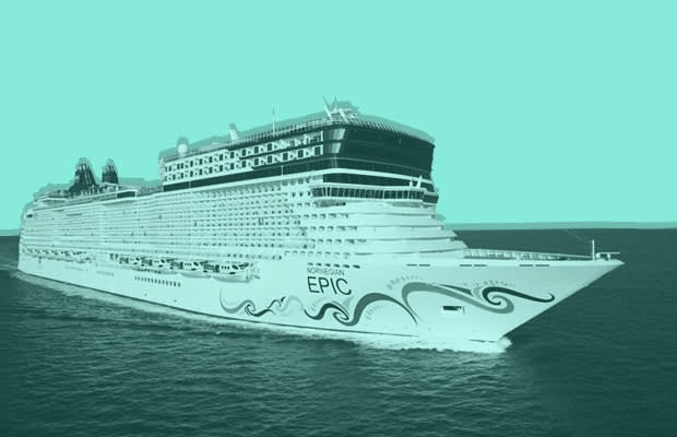 Terrifying Facts About Cruise Ships Complex - How heavy is a cruise ship