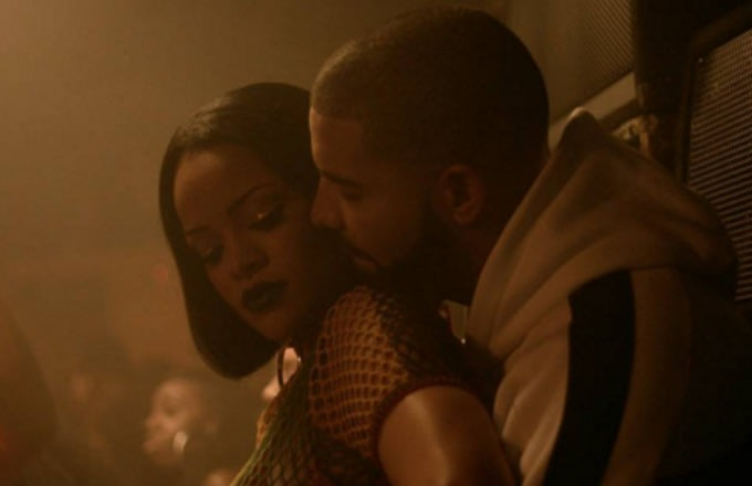 rihanna-drake-work-video-still