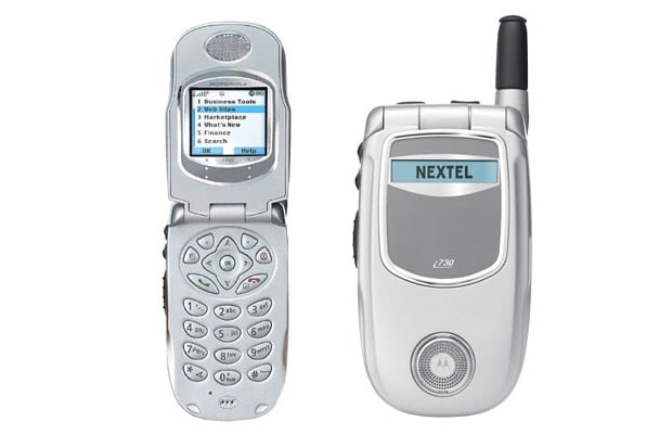 Motorola I730 The 50 Best Mobile Phones Of All Time