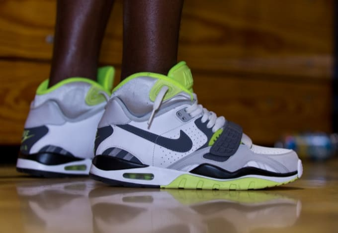 6fe640e0035 Sneaker  Nike Air Trainer SC II Date  2013 Drew League - Week 11