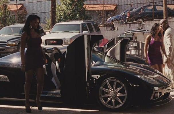 fast five 2010 koenigsegg ccxr the 50 coolest movie cars complex. Black Bedroom Furniture Sets. Home Design Ideas