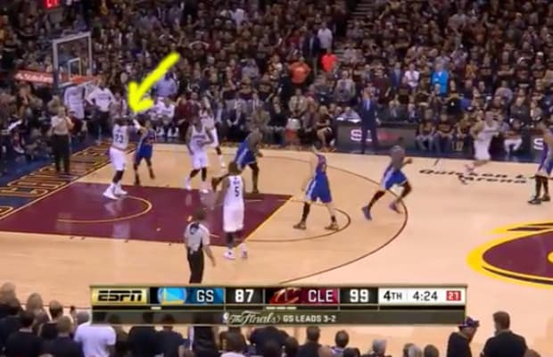 b14a62f54a1 A Frame-By-Frame Breakdown of Steph Curry Throwing His Mouthpiece ...