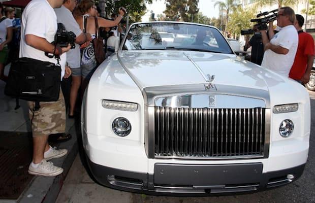 Nba Players Cars: Rolls-Royce Phantom - 25 NBA Players And Their Cars