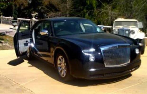 Chrysler C Wild Fake RollsRoyces Complex - Show me a bentley car