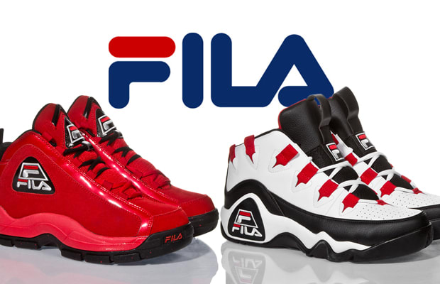 fila shoes grant hill 96 release the hounds simpsons