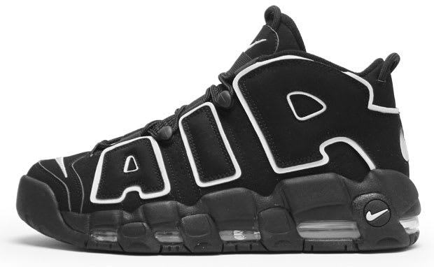 finest selection 6e9dc 4bdad Nike Air More Uptempo