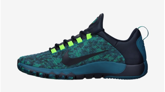 nike goes camo with the free trainer 5 0 lsa pack complex. Black Bedroom Furniture Sets. Home Design Ideas