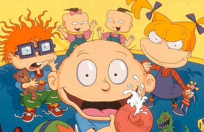 This Is What The Rugrats Would Be Doing Today Now That Tommy And