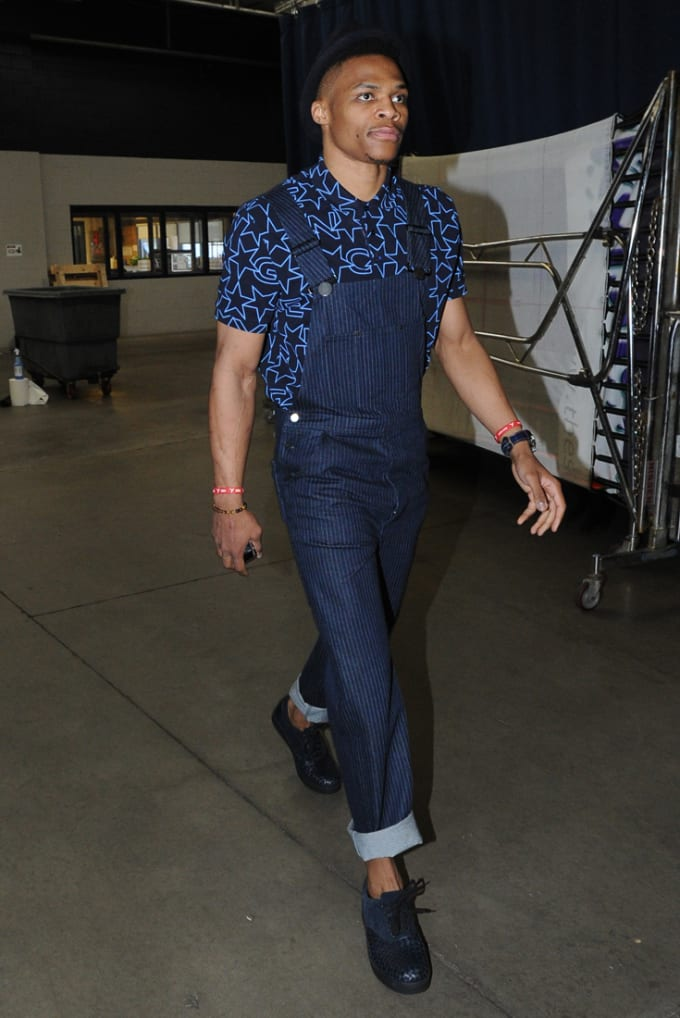 Triple C Auto >> Game 4 - Russell Westbrook's Pre-Game Fits Versus His Playoff Performance | Complex