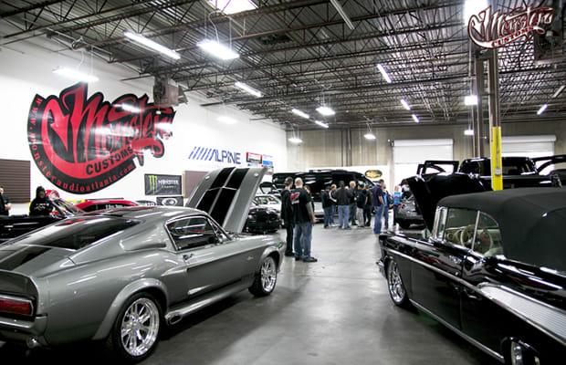 10 702 Motoring The 20 Best Custom Car Shops In America Complex