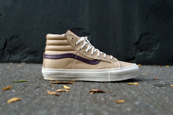 c3111c7d2a47b3 Vans Vault lets loose its Sk8-Hi silhouette in OG form