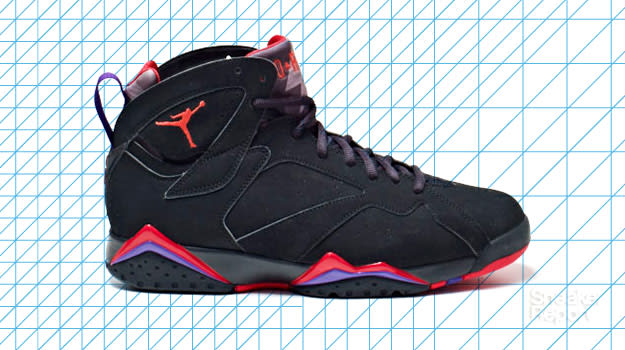 The Air Jordan 7