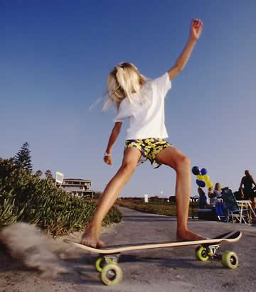 Gallery 35 Hot Girls On Skateboards Complex
