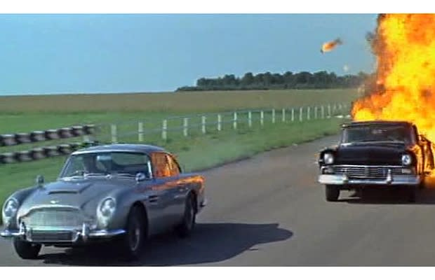Thunderball (1965) - The 10 Best James Bond Chase Scenes ...