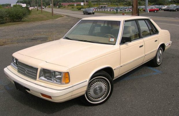 The Worst Cars Of The Complex