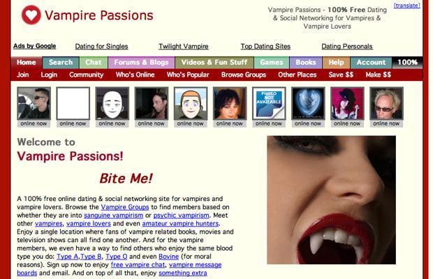 mullet dating website