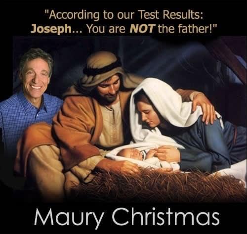 20 maury christmas