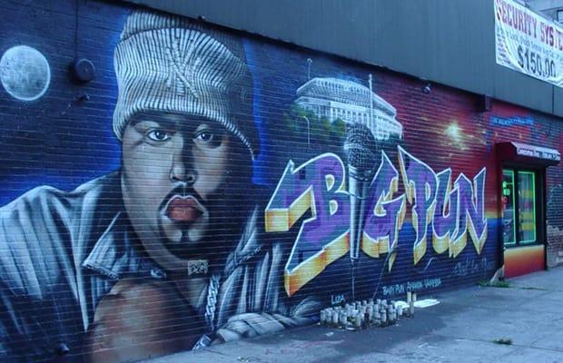 40 Dope Rap Murals Complex