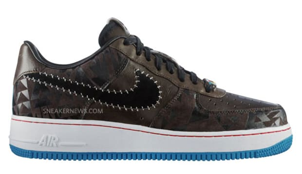 san francisco 6242d 27b12 ... lifestyles in the Native American and Aboriginal communities, the Nike  N7 collection widens its repertoire with this Navajo-inspired Air Force 1  Low.