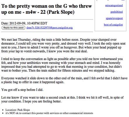 How safe is craigslist dating
