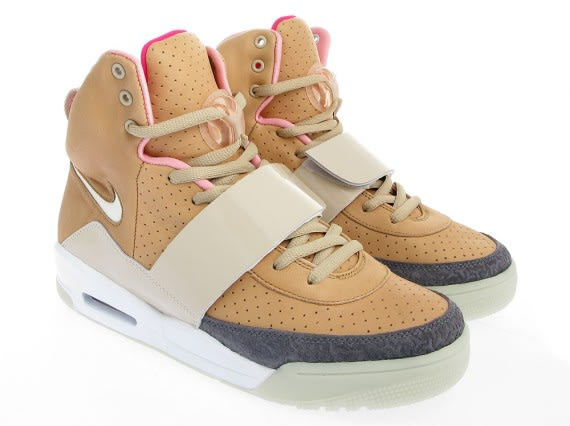 Air Yeezy 1 - Net/Tan - How Much Are Nike Air Yeezys ...
