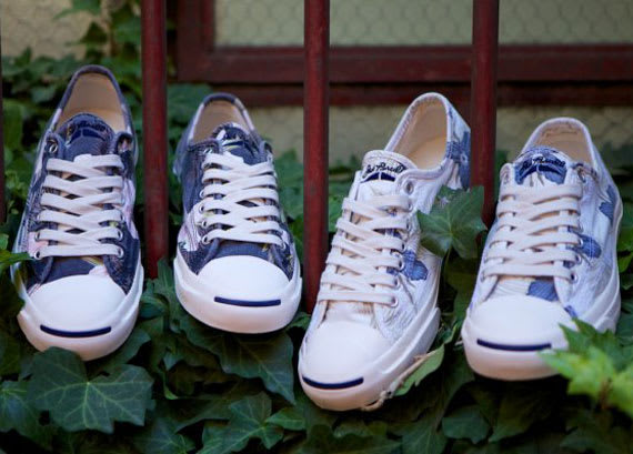 """65c082d4383f Converse Jack Purcell """"Floral"""""""
